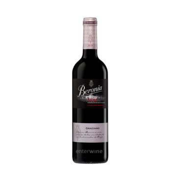 vino beronia graciano reserva 2017