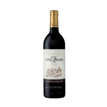vino viña arana gran reserva 2012