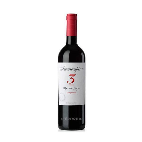vino fuentespina 3 Meses 2016