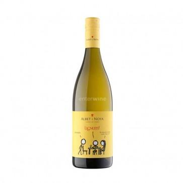 vino albet i noya lignum blanc 2017