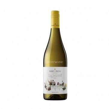 vino albet i noya lignum blanc 2019