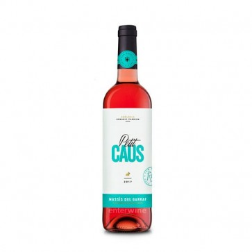 vino petit caus rosado 2018