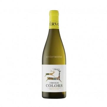 vino cérvoles colors blanc 2019