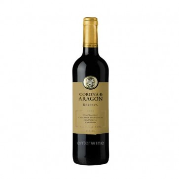vino corona de aragón reserva 2014