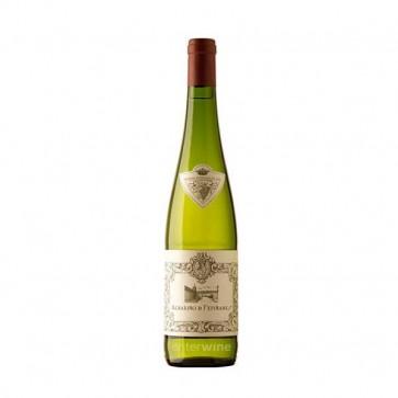 vino albariño de fefiñanes 2020