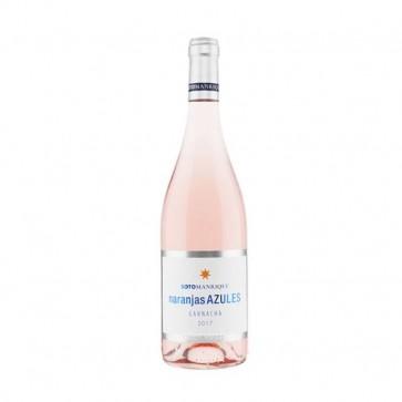 vino naranjas azules garnacha 2018