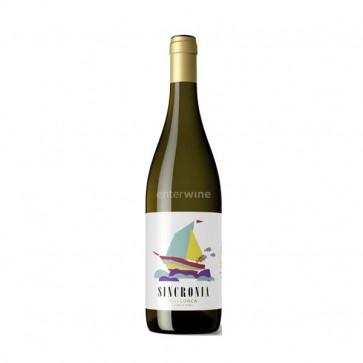 vino sincronia blanc 2016