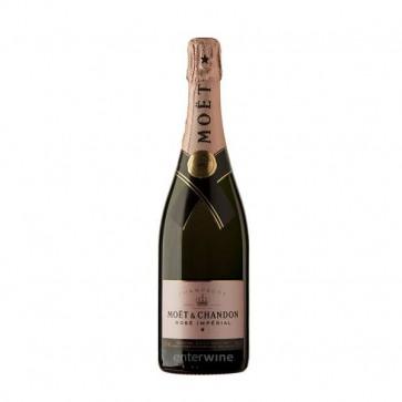 champagne moët & chandon rosé impérial