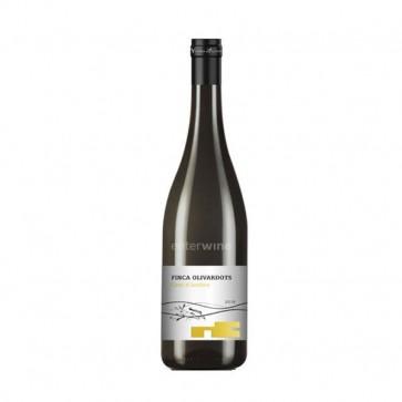 vino finca olivardots groc d'àmfora 2018