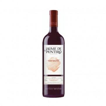 vino jaume de puntiró vermell 2016