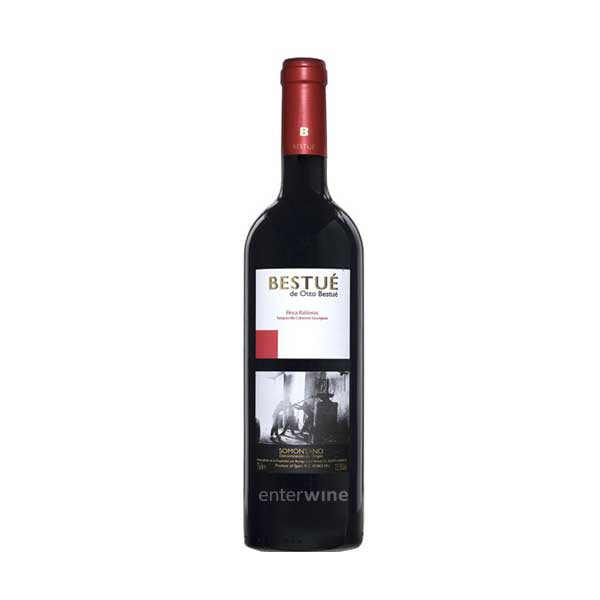 vino tinto bestué finca rableros 2016