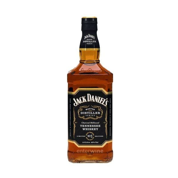 jack daniel's master distiller series