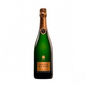 champagne bollinger R.D. 2004