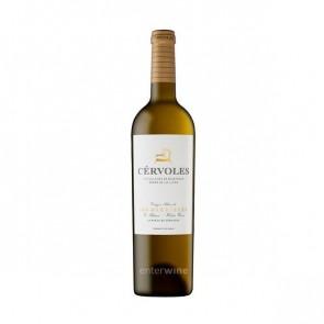 vino cérvoles blanc 2018