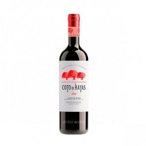vino coto de hayas tempranillo cabernet roble 2017