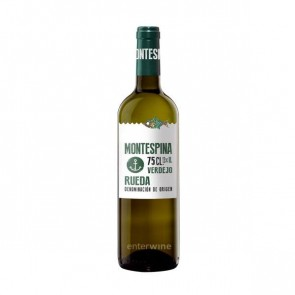 vino montespina verdejo 2017
