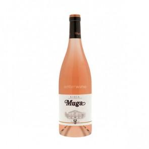 vino muga rosado 2018