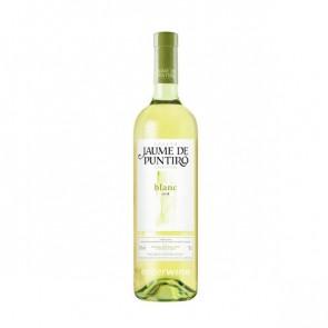 vino jaume de puntiró blanc 2020