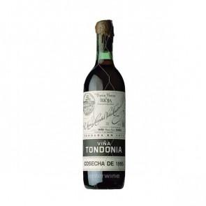 vino viña tondonia gran reserva 1995