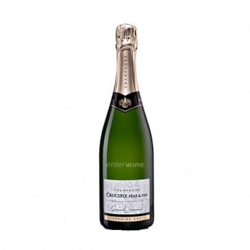 champagne crucifix grande reserve premier cru brut