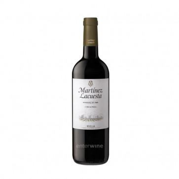 vino martínez lacuesta crianza 2016