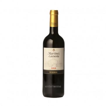 vino martínez lacuesta reserva 2010